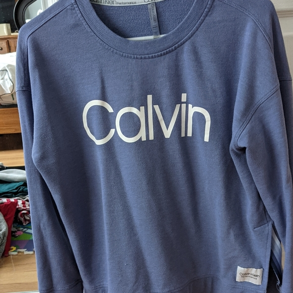 Calvin Klein Athletic Sweater